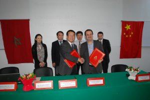 Signature-de-la-convention-de-partenariat-entre-Universiapolis-et-l'Université-chinoise-de-Wuhan