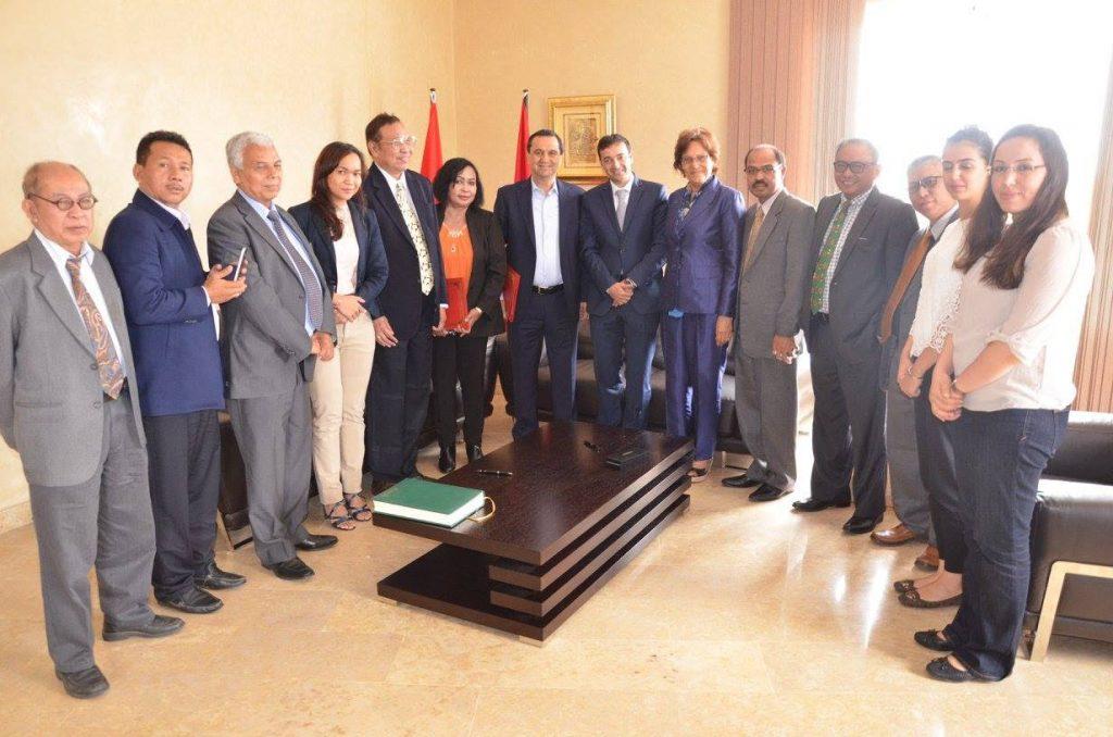 Ecole Polytechnique Privée d'Agadir-Maroc signé une convention de partenariat avec l'Université Indonésienne Gunadarma University