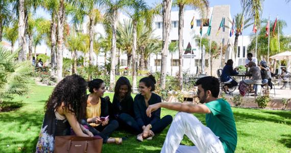 Visiter notre campus