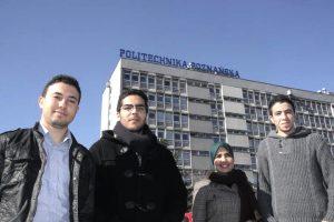 Cursus internationaux ingénieur Agadir Maroc