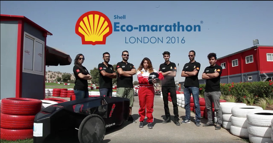 shell eco marathon Polytechnique agadir